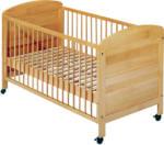 Easy Baby Pat din lemn Nou Nascut 70x140