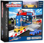 Majorette Vision Gran Turismo - Pit Stop boxutca kisautóval (212050002)