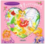 Napraforgó Rózsaszín kirakóskönyv - Hercegnők (NA-9789634456643)