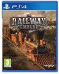 Kalypso Railway Empire (PS4) Játékprogram