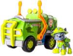 Spin Master Mancs őrjárat - Dzsungel mentők - Rocky és újrahasznosító járgánya