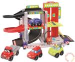 Ecoiffier Abrick Mini parkolóház játékszett (3043)