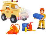 Simba Sam, a tűzoltó - Toms 4x4 terepjáróval