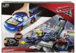 Mattel Verdák 3 - Transforming átalakuló kék Villám McQueen (Faboulous McQueen) pálya