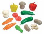 Ecoiffier 100% Chef fructe în plasă (ECO16220-A) Bucatarie copii
