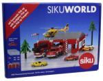 Siku World tűzoltóállomás pályaszett (5502)