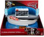 Mattel Verdák 3 - Florida Speedway Spiral garázs