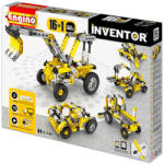 Engino Inventor munkagépek - 16 az 1-ben építőjáték (1634)
