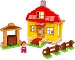 BIG PlayBIG BLOXX Mása és a medve - Mása háza (800057096)