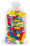Mochtoys Combi Blocks 100 db-os műanyag építőkocka zsákban