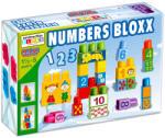 Dohány Maxi Blocks Játszva tanulok számolni 34 db-os építőjáték (680)