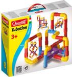 Quercetti Tubation 40 db-os csőépítő játék szett