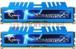 G.SKILL RipjawsX 4GB (2x2GB) DDR3 1333MHz F3-10666CL8D-4GBXM