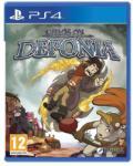 Daedalic Entertainment Chaos on Deponia (PS4) Játékprogram