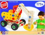 HEROS Constructor Markoló - 175 db-os fa építőjáték