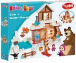 BIG PlayBIG BLOXX Mása és a medve - Medve téli háza építőszett (57100)