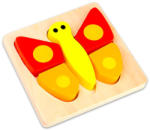 Tooky Toy Pillangó mini fa puzzle (TKG012)