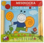 Bino Bogyó és Babóca mesekocka - Bogyó és barátai (CIT-84101)