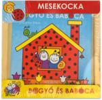 Bino Bogyó és Babóca mesekocka - Házikók (CIT-84103)
