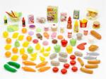 Ecoiffier 100% Chef Alimente pentru bucătărie (ECO2607) Bucatarie copii
