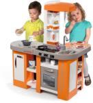 Smoby Bucătărie Tefal Studio XL - portocaliu (SM311026) Bucatarie copii