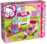 Androni Giocattoli Unico Plus Hello Kitty Cukrászda 43 db-os építőkocka szett (8654)