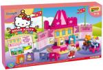 Androni Giocattoli Unico Plus Hello Kitty Bábszínház 55 db-os építőkocka szett (8688)