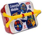 Quercetti Georello 90 db-os építőszett táskában