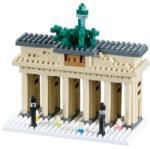 BRIXIES Brandenburgi kapu 570 db-os építőjáték