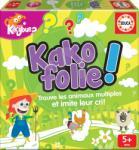 Educa Joc de societate Kako folie? Educa în limba franceză (EDU16680)
