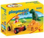 Playmobil 1-2-3 Dinoszaurusz felfedező9120 Playmobil (PLAYMOBIL9120)
