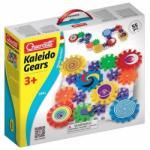 Quercetti Kaleido - fogaskerék építőjáték, kaleidoszkópos