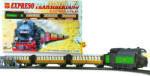 Pequetren Expresul Transiberian Set Trenulet electric cu calatori (8412514004504) Trenulet