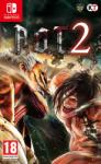 KOEI TECMO A.O.T. Attack on Titan 2 (Switch) Játékprogram