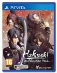 Idea Factory Hakuoki Edo Blossoms (PS Vita) Játékprogram