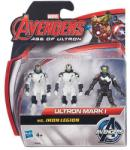 Hasbro Ultron Mark Vs Iron Legion Figurina