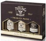 TEELING Trinity Pack Whiskey 0,15L 46%