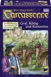 Hans im Glück Carcassonne 6 Contele Regele si Ceilalti Joc de societate