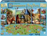 Hans im Glück Carcassonne Big Box 2017 Joc de societate