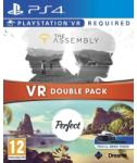 nDreams VR Double Pack: The Assembly + Perfect (PS4) Játékprogram