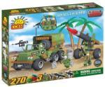 COBI Lansator De Rachete Si Camion Infanterie Marina (EP3X2371)
