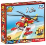 COBI Set De Construit Elicopter Pompieri (EP3X1442)