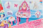BILDO Disney Princess Nagy szépítkezőasztal, 17 kiegészítővel (7124)