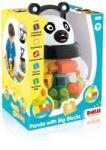 Dolu Joc De Constructie Panda 18 Piese (D5170)