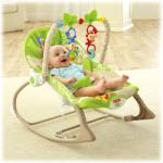 Fisher-Price Infant to Toddler 2in1 Balansoar bebelusi