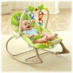 Fisher-Price Infant to Toddler 2in1 Balansoar bebelusi