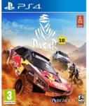 Deep Silver Dakar 18 (PS4) Játékprogram