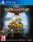 Bigben Interactive Warhammer 40,000 Inquisitor Martyr (PS4) Játékprogram