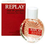 Replay Intense for Her EDP 40ml