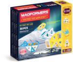 Magformers Joc de Constructie Magnetic - My First Lumea Polara 30 Piese Jucarii de constructii magnetice